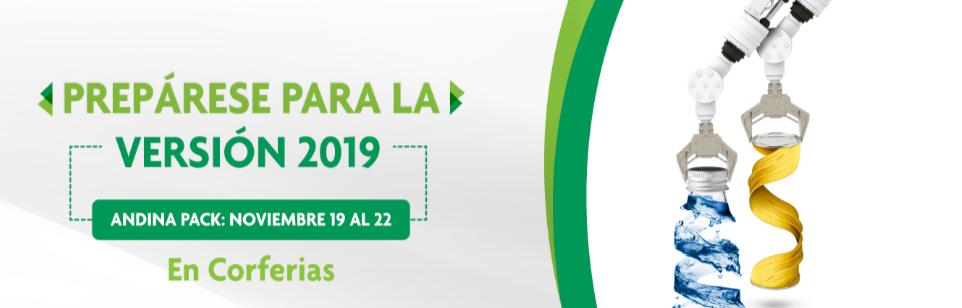 La XV Feria Internacional de la Industria del Embalaje de Colombia