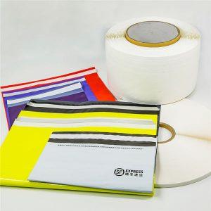 Cinta de silicona para bolsas personalizadas