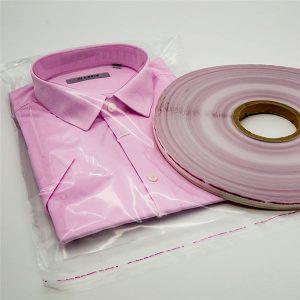 Bolsa de sellado OPP para bolsas de ropa