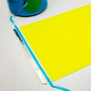 Cinta de sellado permanente de impresión en color Qichang