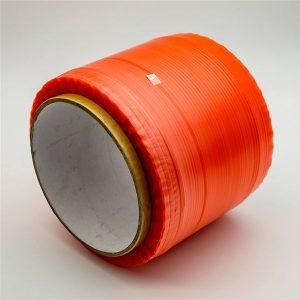 Bobina de cinta roja sellable bolsa de sellado de cinta